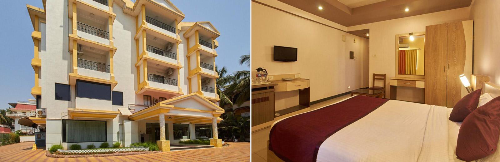 Colva Kinara 3 (India Goa South Kolva Beach): photos, room description, service, entertainment, reviews 43